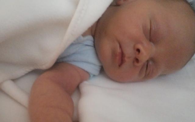 Az újszülött életének első 2 napja